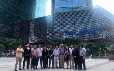 Grupo Flesan está participando de Misión Tecnológica en China