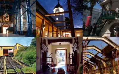 Obras de Flesan Restauraciones protagonizarán Día del Patrimonio