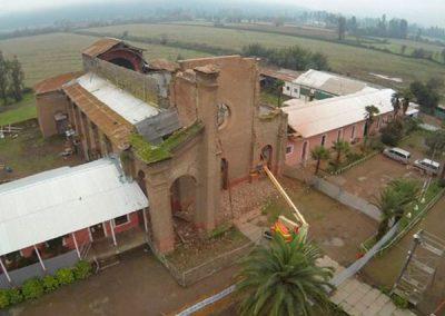 Restauración Iglesia Chimbarongo