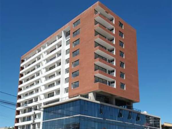 Edificio Membrillar